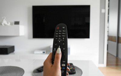 La réparation d'une dalle pour TV écran plat